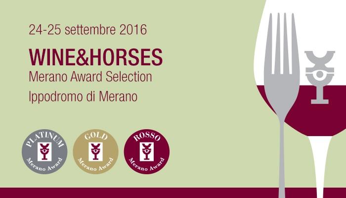 WINE&HORSES 2016 – Merano Award Selection
